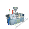 Conical Twin Screw Extruder for CPVC Pipe