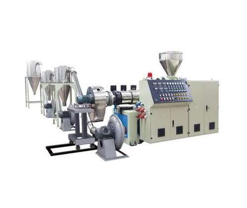 Single Screw extruder for PVC Compounding